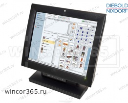 "Дисплей кассира Wincor Nixdorf BA83 15"" without touch bk"