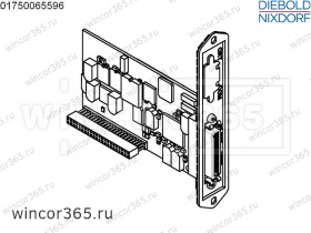 Модуль Plink-LCD-BRIDGE D2-DDC AB