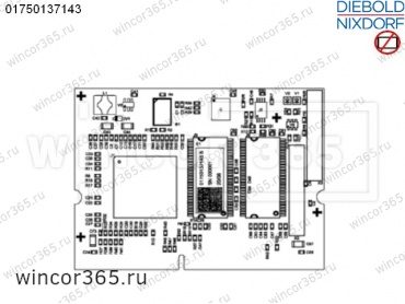 плата DSP Extension Board (DEXB1) Wincor - артикул 1750137143