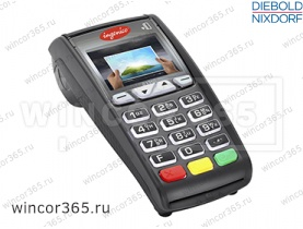 Ingenico ICT250 CTLS банк ЗЕНИТ
